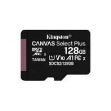 Kingston Technology Canvas Select Plus flashgeheugen 128 GB MicroSDXC UHS-I Klasse 10