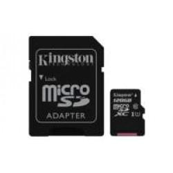 Kingston Technology Canvas Select flashgeheugen 128 GB MicroSDXC Klasse 10 UHS-I