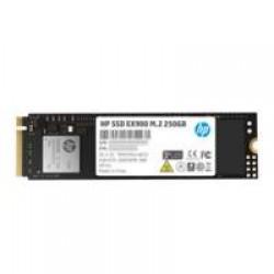 SSD HP EX900 250GB NVMe 2100MB/s read 1300/MB/s