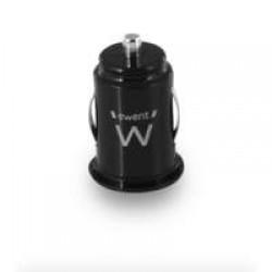 Ewent EW1220 oplader voor mobiele apparatuur Auto Zwart