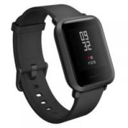 "Amazfit Bip smartwatch Zwart LED 3,25 cm (1.28"") GPS"