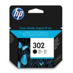 HP 302 Origineel Zwart 1 stuk(s)