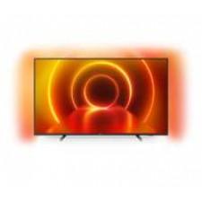 """TV Philips 4K Ultra HD Smart TV 43"""" / Wi-Fi / AmbiLight / Grijs"""