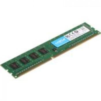 Crucial 4GB DDR3L / 1600 C11 DIMM (Low volt.)