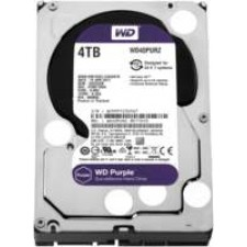 HDD WD Purple™ 4TB IntelliPower - 64MB - Recertified / RENEW