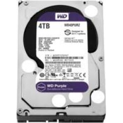 HDD WD Purple™ 4TB IntelliPower - 64MB - Recertified