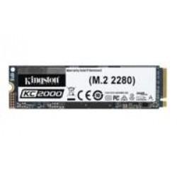 Kingston Technology KC2000 M.2 500 GB PCI Express 3.0 3D TLC NVMe