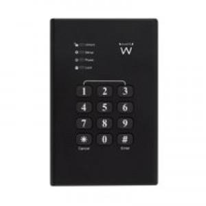 "Ewent EW7040 behuizing voor opslagstations 2.5"" HDD-/SSD-behuizing Zwart"