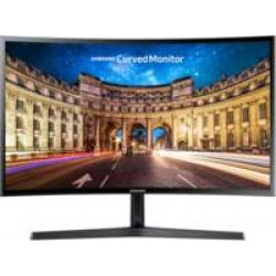 Samsung 24nch CURVED / VA / HDMI / BLACK