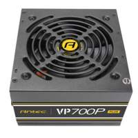 Antec VP700P power supply unit 700 W ATX Zwart
