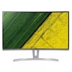 Mon Acer 31.5inch Quad HD / HDMI / DVI / Curved / Wit