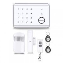 Eminent EM8710 alarmsysteem Wit