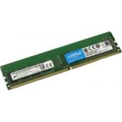 Crucial 8GB DDR4 geheugenmodule 2400 MHz