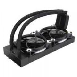 Antec K240 water & freon koeler Processor