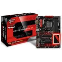 Asrock Fatal1ty AB350 Gaming K4 AMD B350 Socket AM4 ATX
