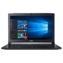 Acer 17.3 F-HD IPS I3-8130U / 8GB / 256GB / DVD / W10