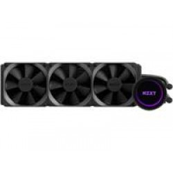 NZXT Kraken X72 Processor water & freon koeler