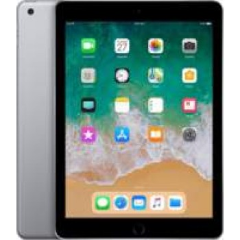 "Apple Tab IPad 9.7"" 2018 32GB Silver 4G Renew"