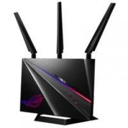 ASUS GT-AC2900 draadloze router Dual-band (2.4 GHz / 5 GHz) Gigabit Ethernet Zwart