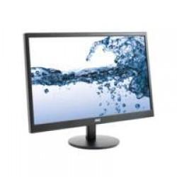 """AOC Basic-line E2270SWHN LED display 54,6 cm (21.5"""") 1920 x 1080 Pixels Full HD Flat Mat Zwart"""