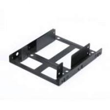 """Ewent EW7006 drive bay panel 8,89 cm (3.5"""") Bezelplaat Zwart"""
