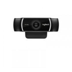 Logitech C922 webcam 1920 x 1080 Pixels USB Zwart