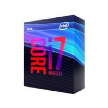 Intel Core i7-9700K processor 3,6 GHz 12 MB Smart Cache Box