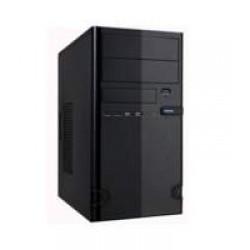 "Case 727-22 Black M-ATX USB 3.0 ""Steel Brushed"" NO PSU"