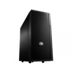 Case CoolerMaster Silent Silencio 452 MidiTower mATX Black