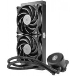 Cooler Master MasterLiquid 240 water & freon koeler Processor