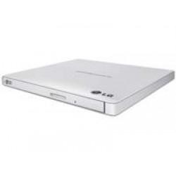 Opti DVD±RW Hitachi-LG Writer 24speed USB Extern White Slim (14mm )