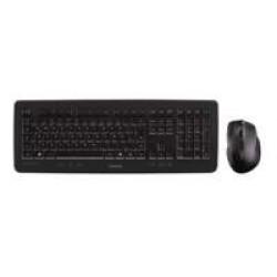 CHERRY DW 5100 toetsenbord RF Draadloos Amerikaans Engels Zwart