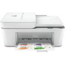 HP DeskJet Plus 4120E AIO / WiFi / Auto Doc Invoer / Wit