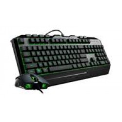 Cooler Master Devastator 3 toetsenbord USB QWERTY US International Zwart