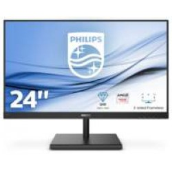 Mon Philips 23.8inch Quad HD / IPS / VGA / DP / HDMI