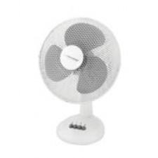 Esperanza Desk Cooling Fan / Ventilator 12inch Wit