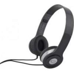Esperanza EH145K koptelefoon Circumaural Hoofdband Zwart