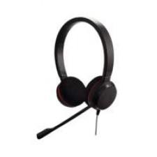 Jabra Evolve 20 UC Stereo Headset Hoofdband USB Type-A Zwart