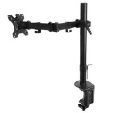 """Ewent EW1510 flat panel bureau steun 68,6 cm (32"""") Klem Zwart"""