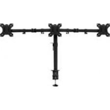 """Ewent EW1513 flat panel bureau steun 68,6 cm (27"""") Klem/doorvoer Zwart"""
