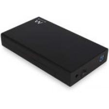 "Ewent EW7056 behuizing voor opslagstations HDD-behuizing Zwart 3.5"""