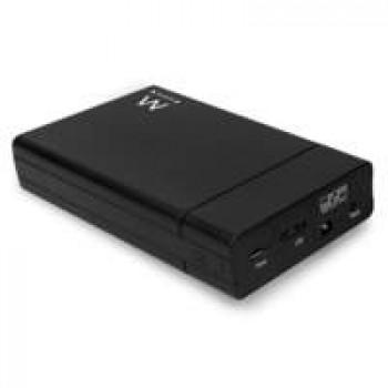 "Ewent EW7043 behuizing voor opslagstations 2.5"" HDD-/SSD-behuizing Zwart"