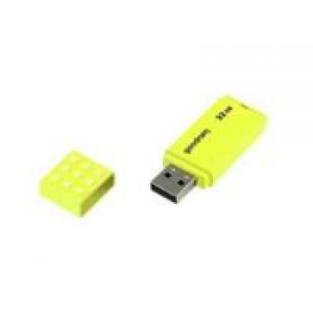 Goodram UME2 USB Flashdrive 32GB USB Type-A 2.0 Geel