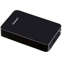 "Intenso 3.5"" Memory Center 4TB 4000GB Zwart externe harde schijf"