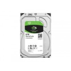 Seagate Barracuda 6TB - 5400 RPM - 256MB - 3.5inch