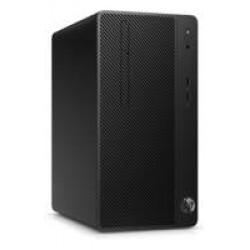 HP 290 G2  Desk.  i3 8100/ 8GB / 240GB NVME + 1TB / W10P