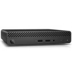 HP Desk MINI 260 G3 4415U / 8GB / 500GB+256GB NVME / W10