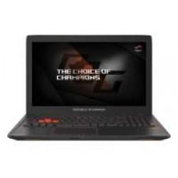 ASUS GL553VD / 15.6 /i7-7700HQ / 8GB / 1TB+256GB / W10 / GTX1050 / RFG