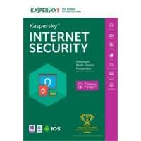 Kaspersky Internet Security 2019 3 User DVD Multi-Langu
