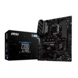 MB MSI Z390-A PRO / 1151 8th comp / m.2  / 4x DDR4/ ATX